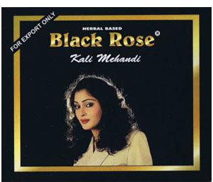 Black Rose Zwarte Henna