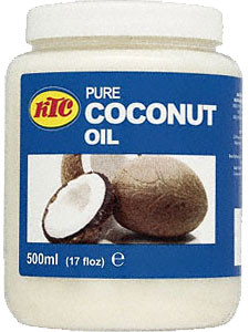 KTC Kokos Olie 500ml