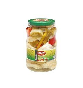 Turkse zure groentenmix (Cicek-700 gram)