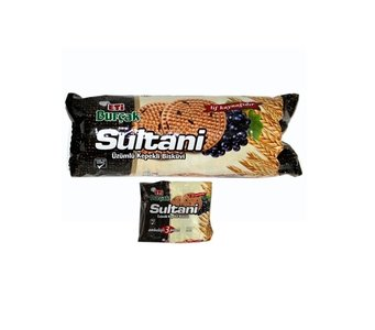 Tukse Sultani koekjes (Eti Sultani -3 rollen)