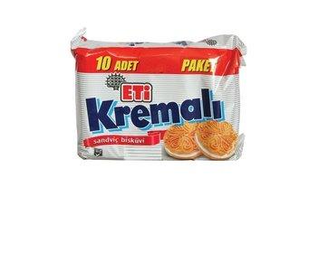 Turkse koekjes met cream ( 10 pakjes)
