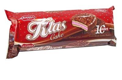 Karsa cake met aardbeien smaak (10 stuks)