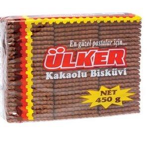 Ulker biscuits met cacao (450 gram)
