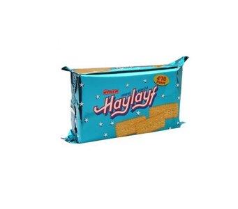 Ulker haylayf koekjes met suikerkorreltjes (4 rollen)