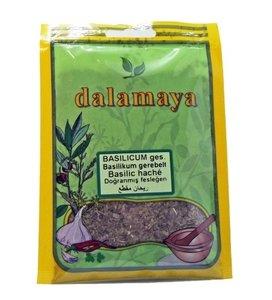 Bassilicum gesneden van Dalamaya kruiden (zakje)