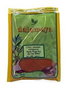 Chili poeder van Dalamaya kruiden (zakje)