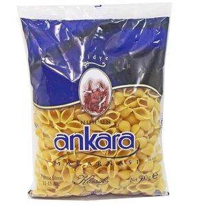 Turkse pasta- Ankara pipe rigat (Midye 500 gram)