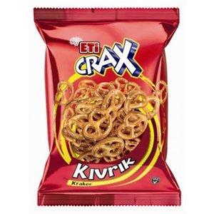 Turkse gezouten crackers ( Eti crax-136 gram)